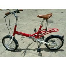 ขายจักรยานพับได้ มีโช้ค BRIDGESTONE รุ่น Sneaker ของแท้ มาจากญี่ปุ่น Made in Japan
