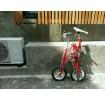 จักรยานพับบริดสโตน ญี่ปุ่น BRIDGESTONE TRANSIT 12นิ้ว สีแดง สภาพเดิมๆ