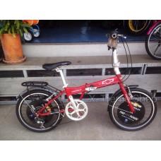 จักรยาน พับได้ chevrolet f1 ดีไซน์สวยล้