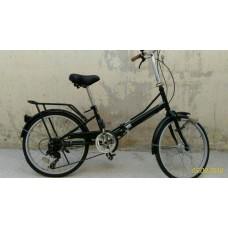 จักรยานพับเก่าญี่ปุ่น