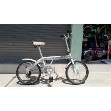 """จักรยานพับล้อ 20"""" อลู"""