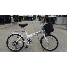 จักรยานพับญี่ปุ่น พร้อมเกียร์6สปีด  ราคาส่ง