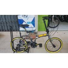 จักรยานพับ WINN รุ่น COSMO สินค้าใหม่