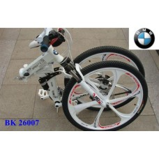 BMW จักรยานพับ คุณภาพดี ราคาถูก มีของแถมครับ